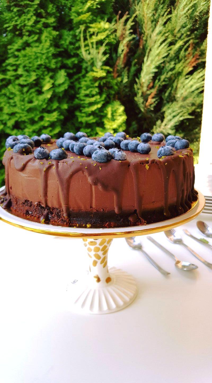 sokoladinis plombyro tortas