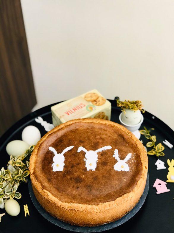 Karališkas varškės pyragas